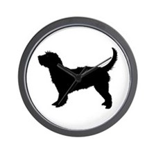 Grand Basset G V Wall Clock