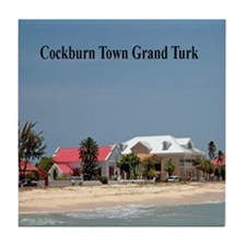 Grand Turk Tile Coaster