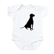Great Dane Infant Creeper