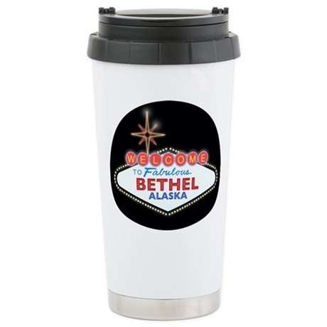 Fabulous Bethel Stainless Steel Travel Mug