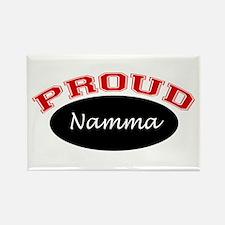 Proud Namma Rectangle Magnet