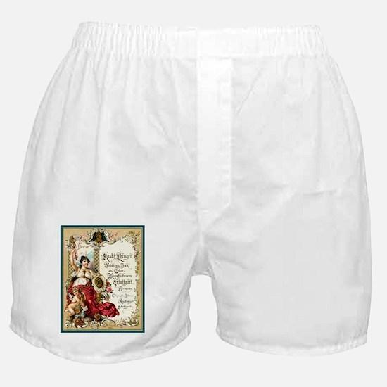 Cool Printers Boxer Shorts