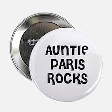 """AUNTIE PARIS ROCKS 2.25"""" Button (10 pack)"""