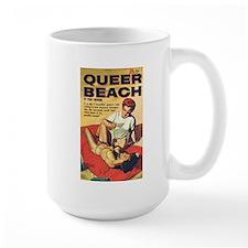 """Coffee Mug- """"Queer Beach"""""""