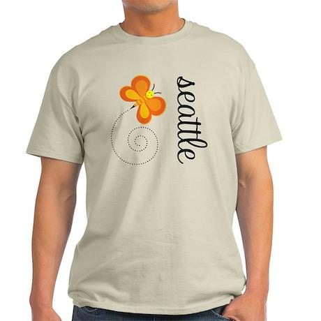 Seattle WA Whimsy Light T-Shirt