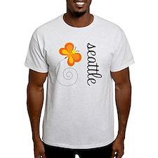 Seattle WA Whimsy T-Shirt