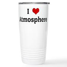 I Love Atmosphere Travel Mug