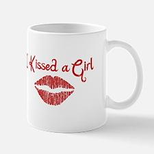I Kissed a Girl Mug