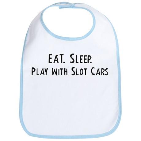 Eat, Sleep, Play with Slot Ca Bib