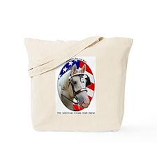 Patriotic Cream Tote Bag