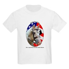 Patriotic Cream T-Shirt