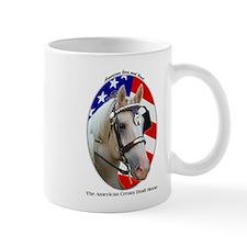 Patriotic Cream Mug