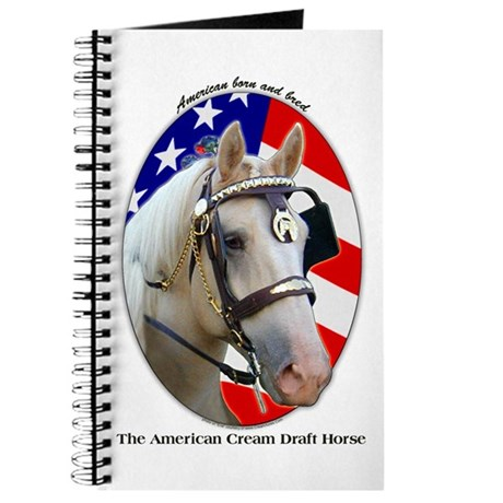 Patriotic Cream Journal