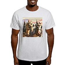American Cream Team T-Shirt