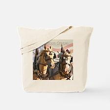 American Cream Team Tote Bag