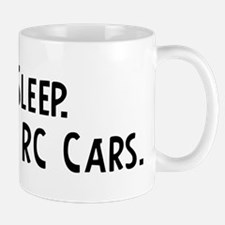 Eat, Sleep, Play with RC Cars Mug