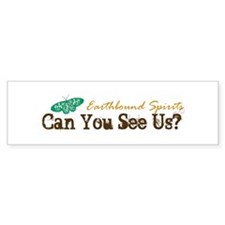 Can You See Us? Bumper Bumper Sticker