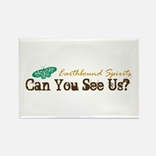 Can You See Us? Rectangle Magnet