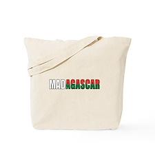Madagascar Tote Bag