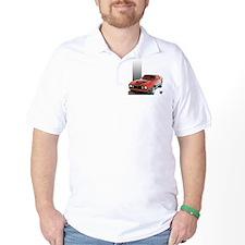 Mustang 1973 RWBpic T-Shirt