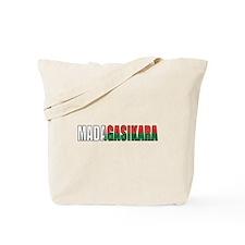 Madagascar (Malagasy) Tote Bag