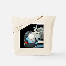 Cool Morgan car Tote Bag