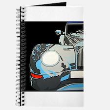 Funny Morgan car Journal