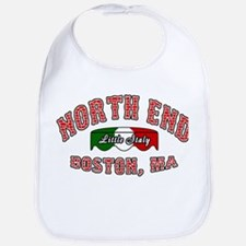 Boston North End Bib