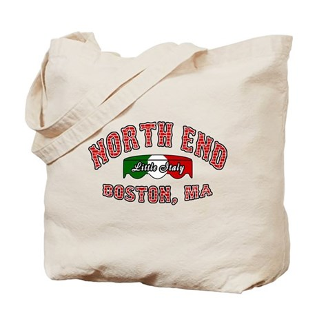 Boston North End Tote Bag