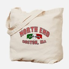 Boston North End Tote Bag