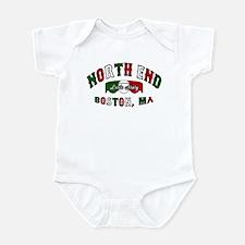 Boston North End Infant Bodysuit