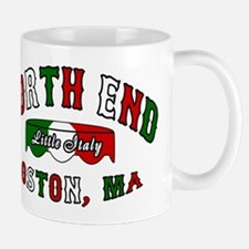 Boston North End Mug