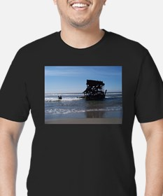 Peter Iredale with Shadow T-Shirt