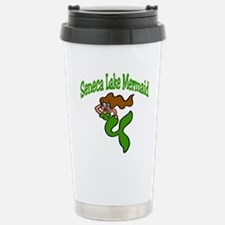 Finger Lake Mermaids Travel Mug