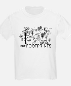 Leave Nothing but Footprints T-Shirt
