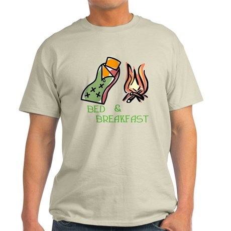 Bed And Breakfast Light T-Shirt
