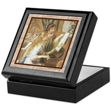 Piano-Renoir - Keepsake Box