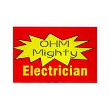 Ohm MIghty Rectangle Magnet