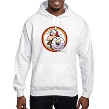 I Got Mine Hooded Sweatshirt