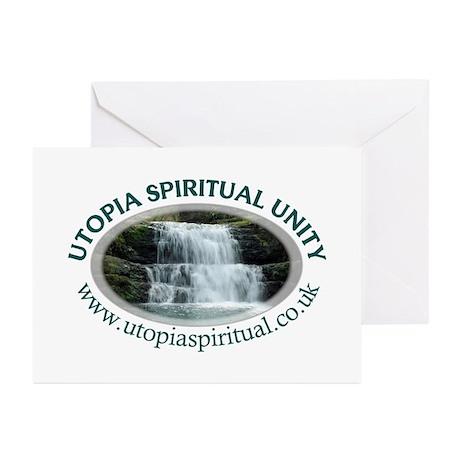 Utopia Spiritual Unity Greeting Cards (Pk of 20)