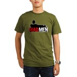 Mad Men Truth Lies Organic Men's T-Shirt