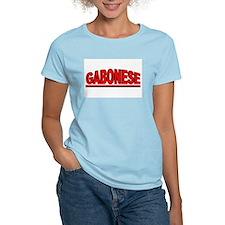 """""""Gabonese"""" Women's Pink T-Shirt"""