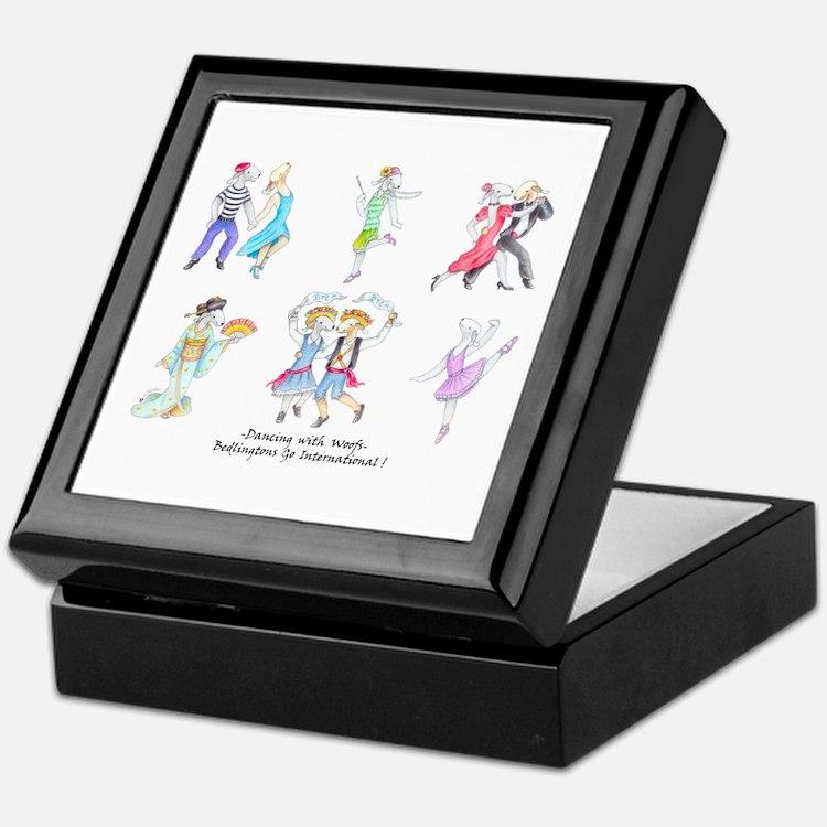 Dancing Bedlies Keepsake Box
