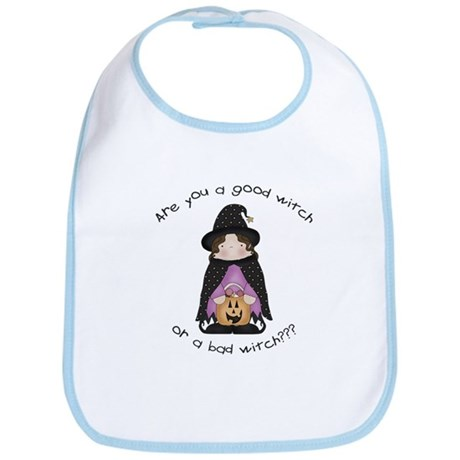 Good Witch or a Bad Witch bib