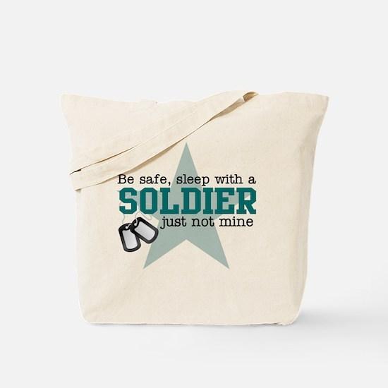 Unique Combat medic wife Tote Bag