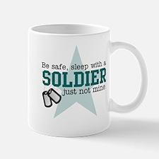 Cute Combat medic wife Mug