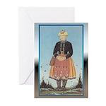 Muhu Garb Greeting Cards (Pk of 10)