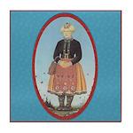 Muhu Garb Tile Coaster