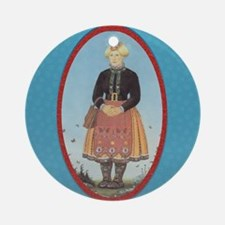 Muhu Garb Ornament (Round)