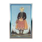 Muhu Garb Mini Poster Print